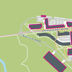 uea map of campus Campus Map Uea uea map of campus