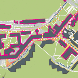 campus map uea